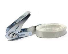 25 mm, 5 m, ECO eindloos spanband met ratel,600 kg,